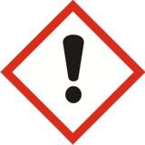 GHS 7 Ausrufezeichensymbol